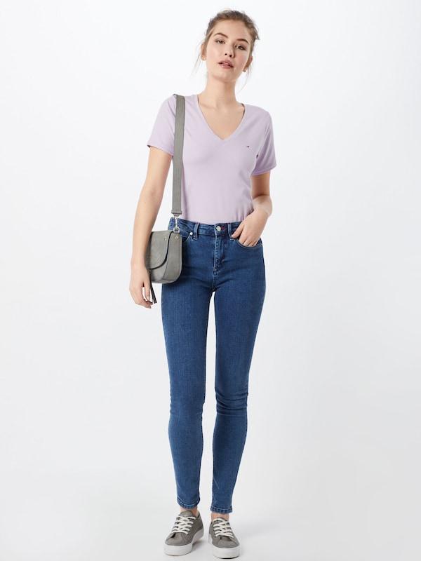 Jeans shirt Shortsleeve Lilas Stretch En 'tjw Tommy T Tee' Rj35LA4