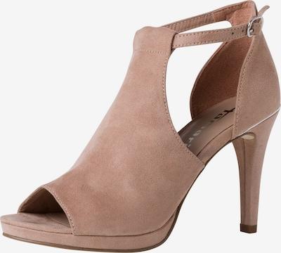 TAMARIS Sandalette in puder, Produktansicht