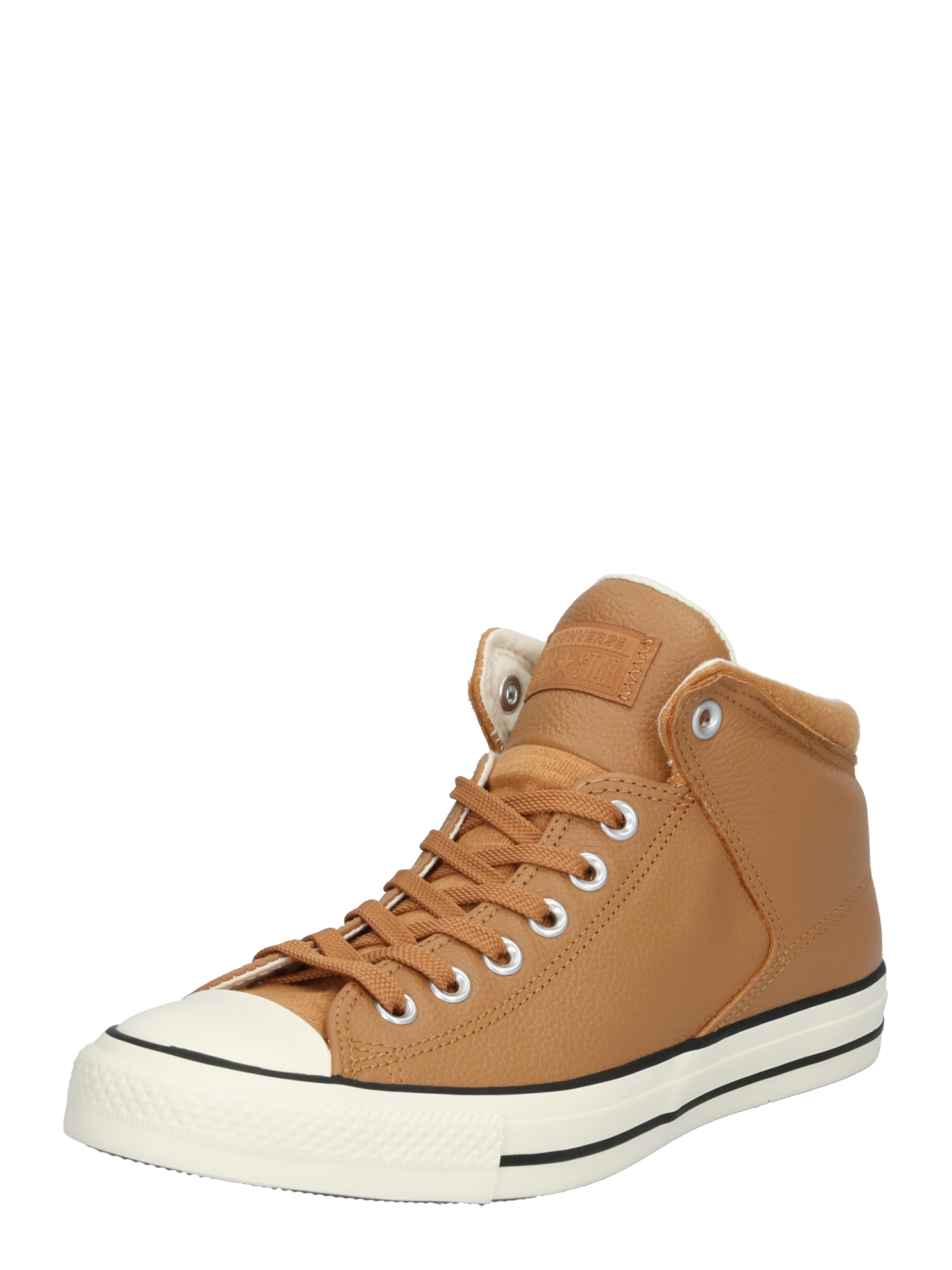 Converse High In All 'chuck Star Street' Sneaker Taylor Schwarz 8n0OwPk