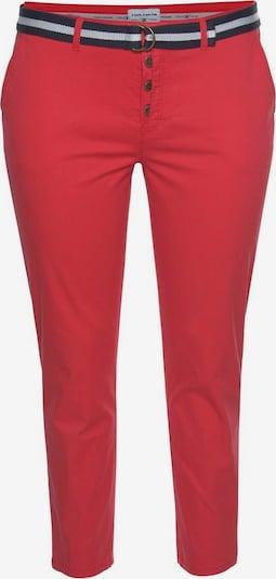 Tom Tailor Polo Team Hose in rot, Produktansicht