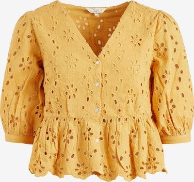 khujo Blouse ' GALILEA ' in de kleur Geel, Productweergave
