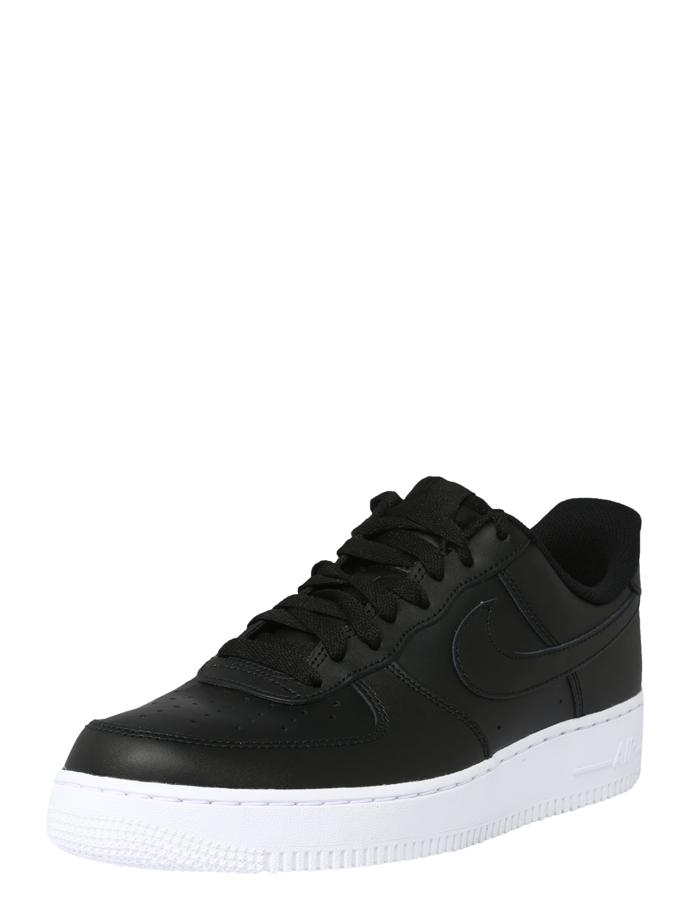 Sneaker Nike Force 1' Sportswear 'air In SchwarzWeiß 8nPXZNk0Ow