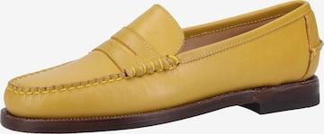 SEBAGO Slipper in Gelb