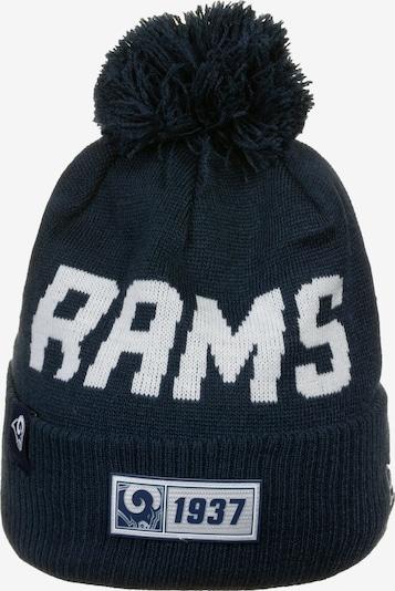 NEW ERA Mütze 'NFL Los Angeles Rams' in dunkelblau / weiß, Produktansicht