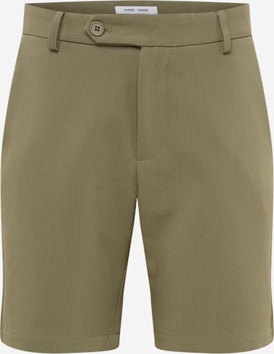 Samsoe Samsoe Shorts in oliv, Produktansicht