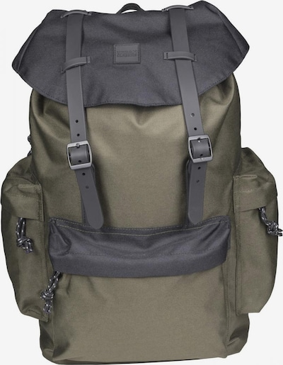 Urban Classics Backpack in oliv, Produktansicht