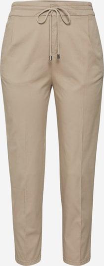 bézs DRYKORN Élére vasalt nadrágok 'LEVEL', Termék nézet