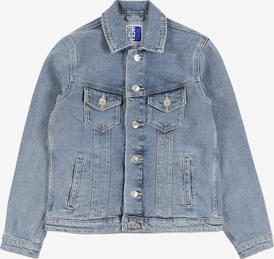 Jack & Jones Junior Jeansjacke in blue denim, Produktansicht