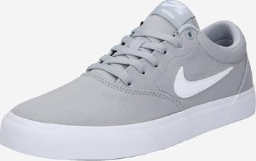 Nike SB Sneaker 'Charge SLR' in Grau