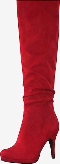 TAMARIS Stiefel in rot, Produktansicht