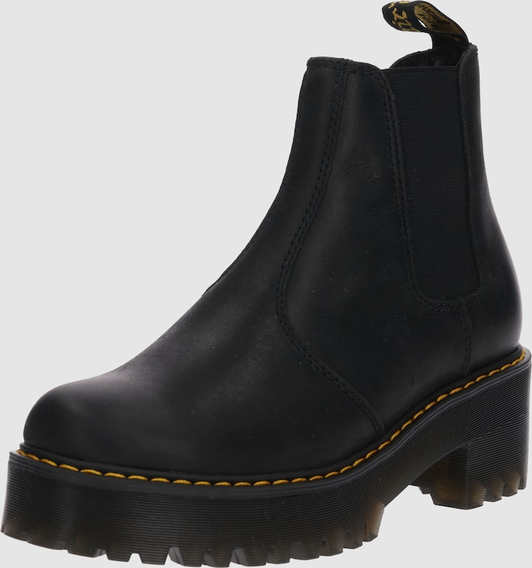 9f1bfbc4c07 Dr. Martens Chelsea boots 'Rometty' in Zwart | ABOUT YOU