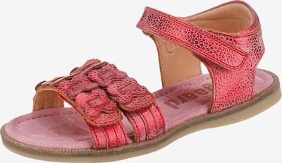 BISGAARD Sandalen in rot, Produktansicht