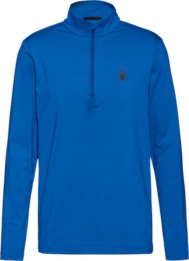 SPYDER Layerlangarmshirt in blau, Produktansicht