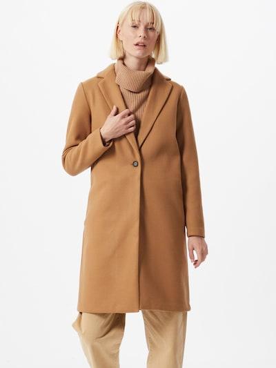 Palton de primăvară-toamnă 'AGNES' ONLY pe maro, Vizualizare model