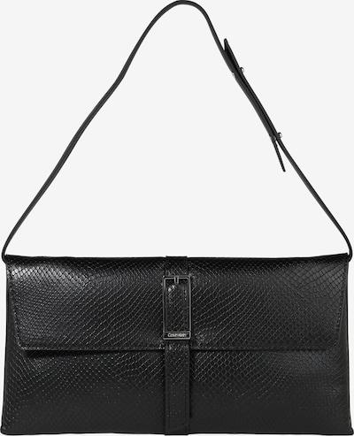 Calvin Klein Kabelka na rameno 'WINGED SHOULDER BAG' - čierna, Produkt