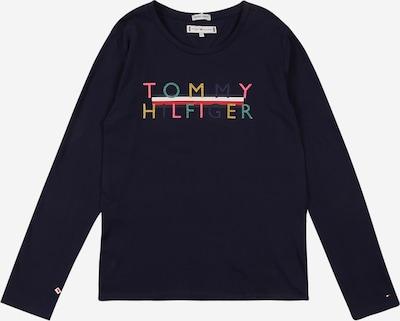 TOMMY HILFIGER Shirt 'Iconic' in nachtblau, Produktansicht