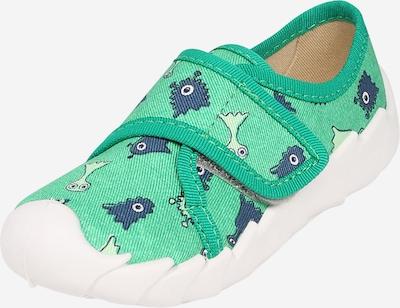 ELEFANTEN Chaussure basse 'Stefan' en bleu / vert, Vue avec produit