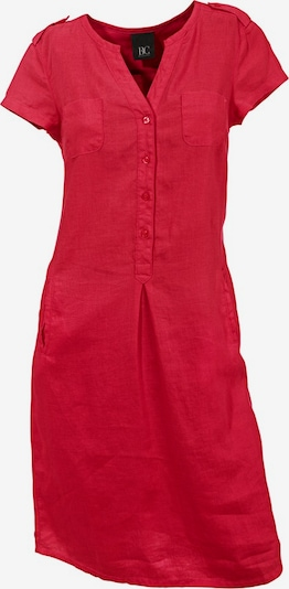 heine Leinenkleid in rot, Produktansicht