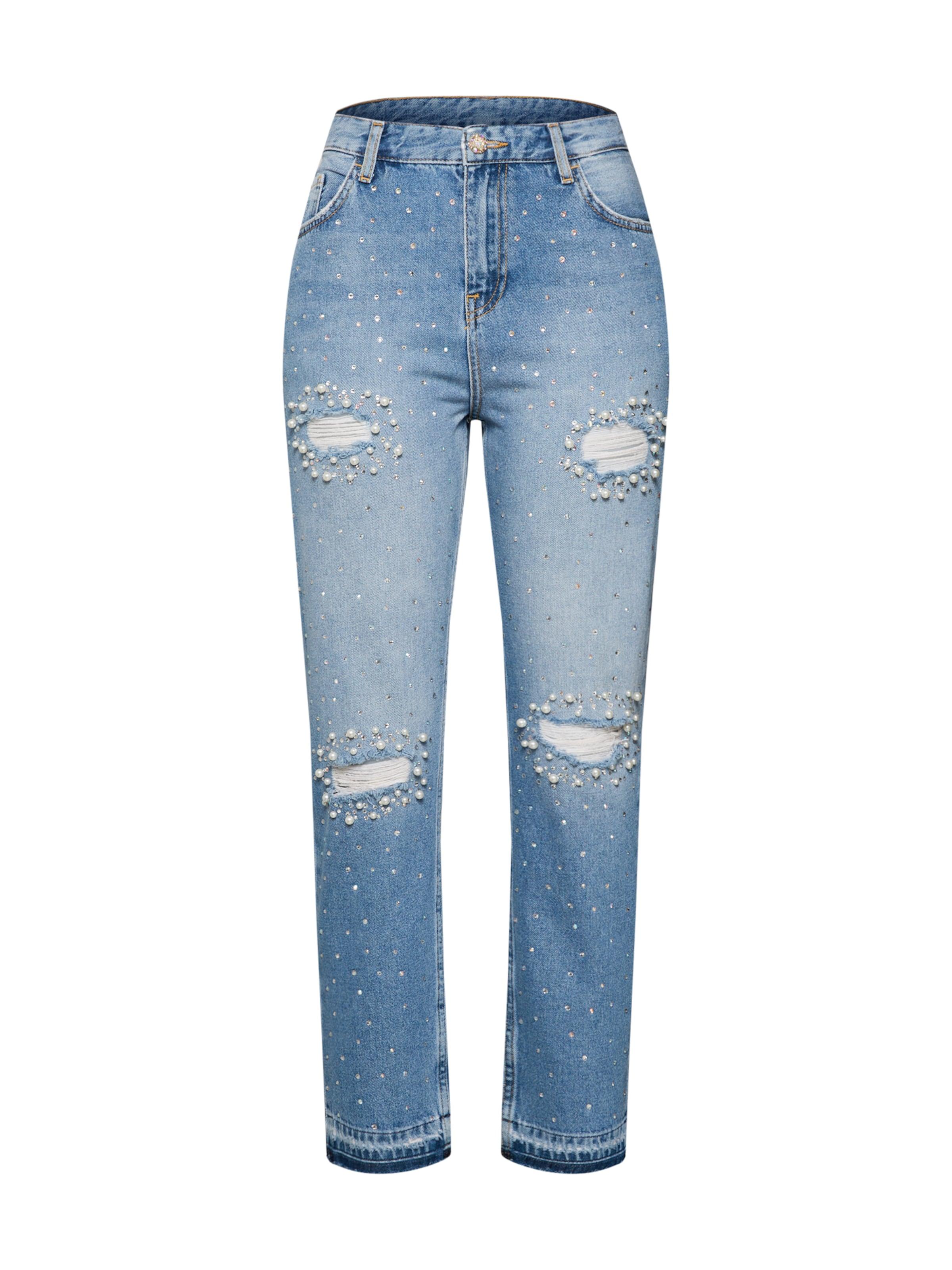 Jo Liu Jeans Blue Denim In 80PwXOnk