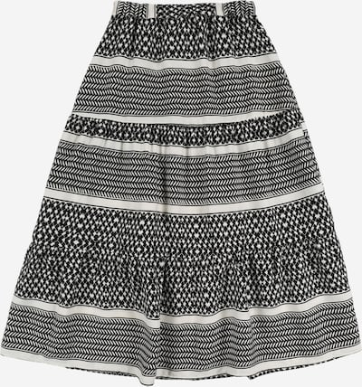 KIDS ONLY Rock 'KONALBERTE MIDI SKIRT WVN' in creme, Produktansicht