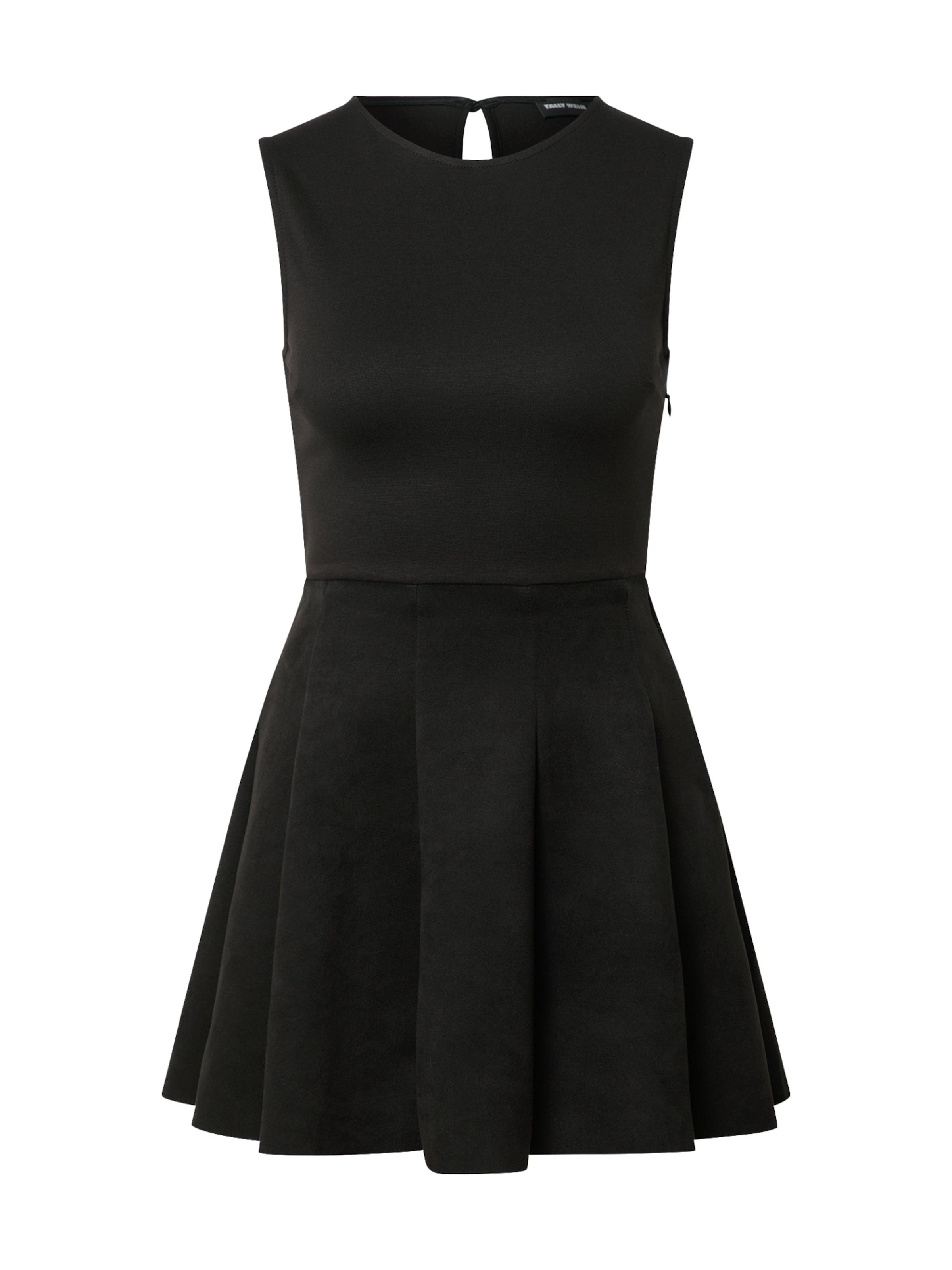 Tally Weijl Kleid in schwarz