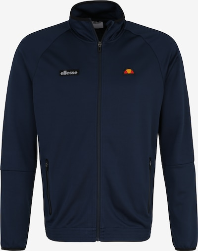 ELLESSE Sportjacke 'Caldwelo Top' in navy, Produktansicht