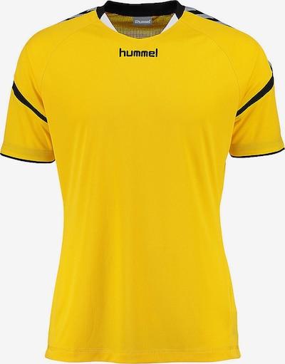 Hummel Funktionsshirt 'AUTHENTIC' in gelb / schwarz, Produktansicht
