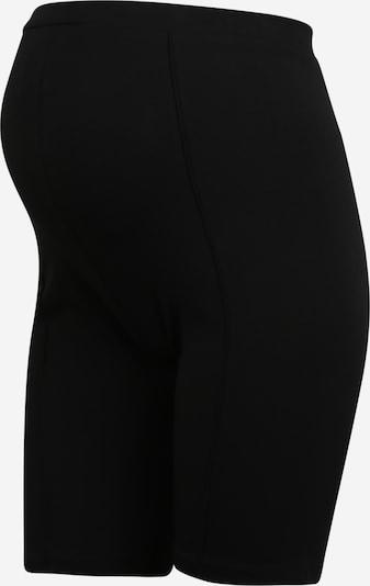 MAMALICIOUS Pantalon 'Mira Pintuck' en noir, Vue avec produit