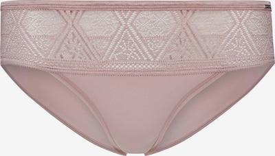HUBER Slip 'Graphic Romance' in rosé, Produktansicht