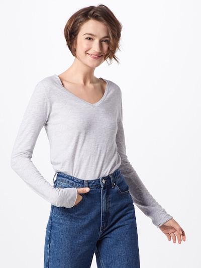 AMERICAN VINTAGE Тениска в сив меланж, Преглед на продукта