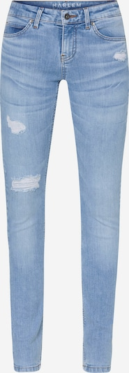 Harlem Soul KAR-LIE Skinny Fit Jeans Blue Used in blue denim, Produktansicht