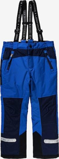 LEGO WEAR Skihose in blau / enzian / schwarz, Produktansicht