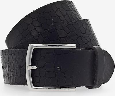 b.belt Handmade in Germany Gürtel in schwarz, Produktansicht