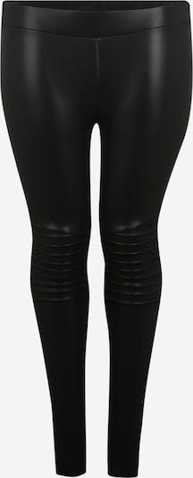 fekete Urban Classics Curvy Leggings, Termék nézet