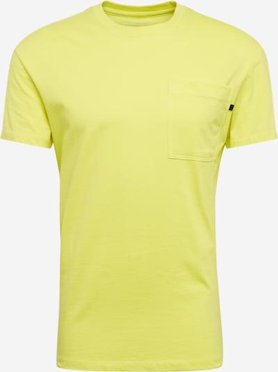 JACK & JONES T-Shirt 'COFELEY' en jaune, Vue avec produit