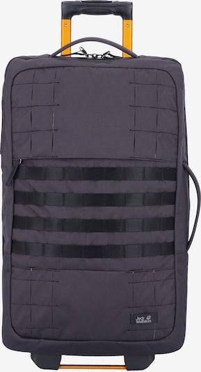 JACK WOLFSKIN Trolley 'Trt Rail 2-Rollen' in de kleur Grijs / Zwart, Productweergave