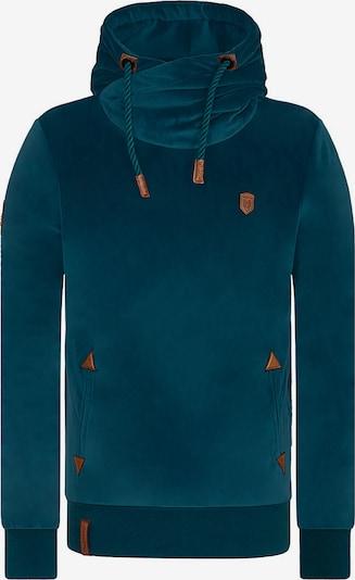 naketano Sweatshirt in blau, Produktansicht