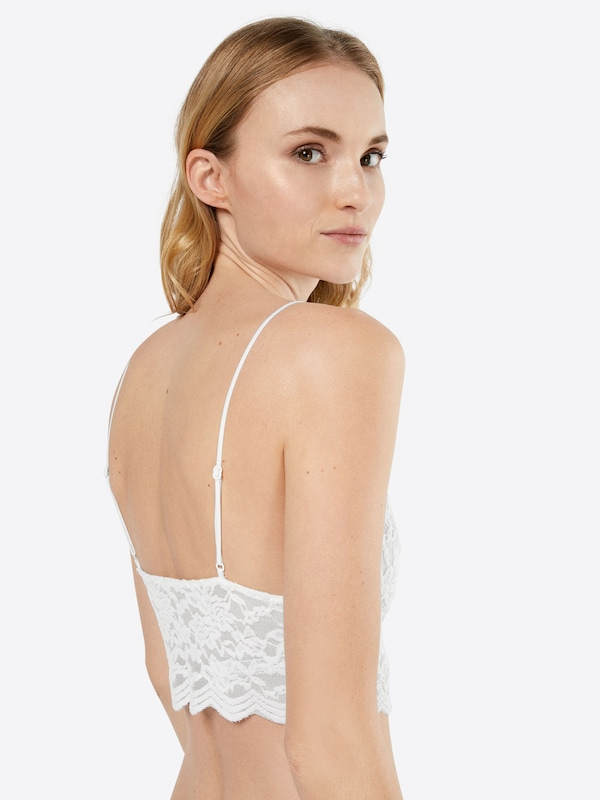 Free People Bustier 'ON THE OUTSIDE BRAMI'