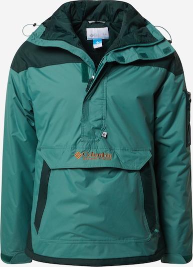 COLUMBIA Outdoorová bunda 'Challenger' - zelená / tmavozelená, Produkt