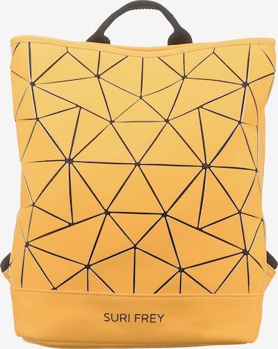 Suri Frey Rucksack 'Jessy-Lu' in gelb / schwarz, Produktansicht