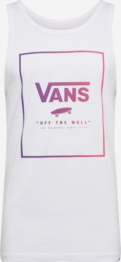 VANS T-Shirt 'PRINT BOX' en rose / blanc, Vue avec produit