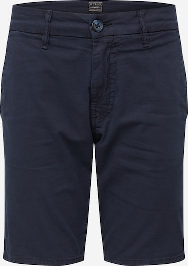 GUESS Chino 'DANIEL' in de kleur Navy, Productweergave