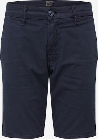 Pantaloni eleganți 'DANIEL' GUESS pe navy, Vizualizare produs