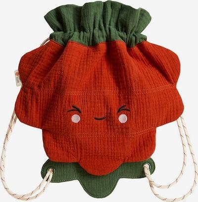 MANGO KIDS Rucksack 'raspbery' in rot, Produktansicht