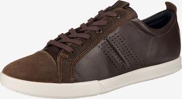 ECCO Sneaker in Braun