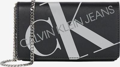 Calvin Klein Clutch in schwarz / weiß, Produktansicht