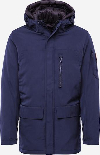 s.Oliver Outdoorjacke in dunkelblau, Produktansicht