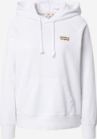 LEVI'S Sweatshirt in de kleur Wit, Productweergave