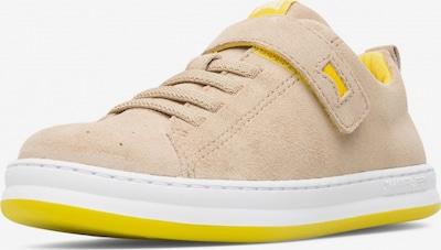 CAMPER Sneaker 'Runner Four' in beige / gelb / weiß, Produktansicht