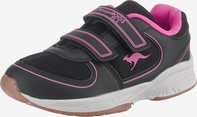 KangaROOS Schuhe in pink / schwarz, Produktansicht